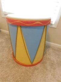 Custom designed toy box