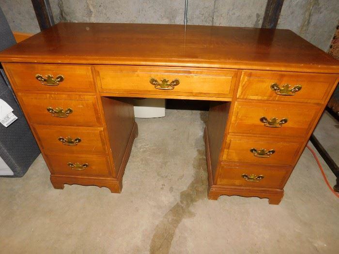 Small Executive Desk