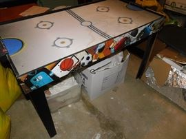 Youth game table set