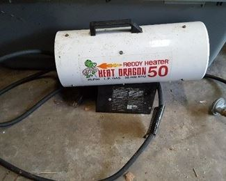 LP  Reddy heater Heat Dragon
