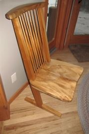 x cantalevered chair