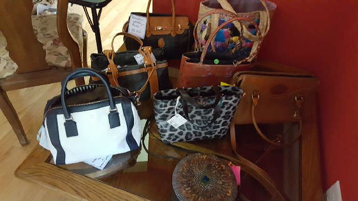 Purses from Italy, Kate Spade
