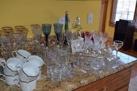 Stemware, Glassware, Mugs
