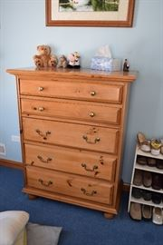 Chest of Drawers, Home Decor