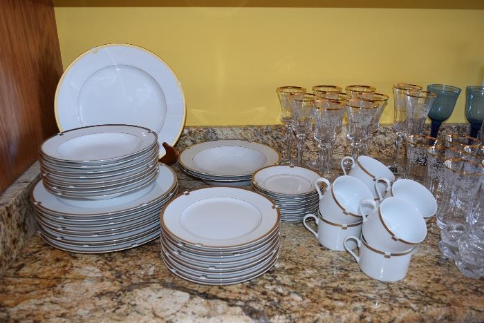 Dishes, Stemware, Cups
