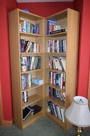 Shelving Unit, Books