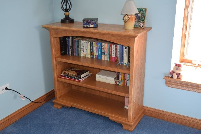Shelving Unit, Books, Home Decor