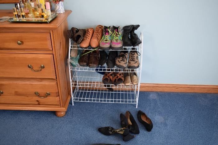 Shoes, Shoe Rack