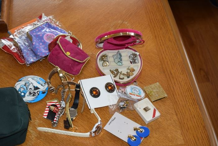 Jewelry & Coin Purses