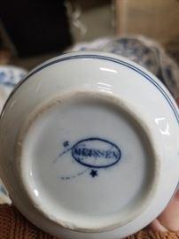 Meissen china