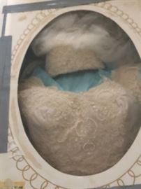 Antique Bridal Dress