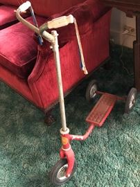 Antique Scooter
