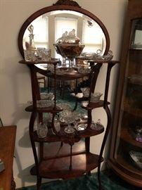 Antique Tier Shelf