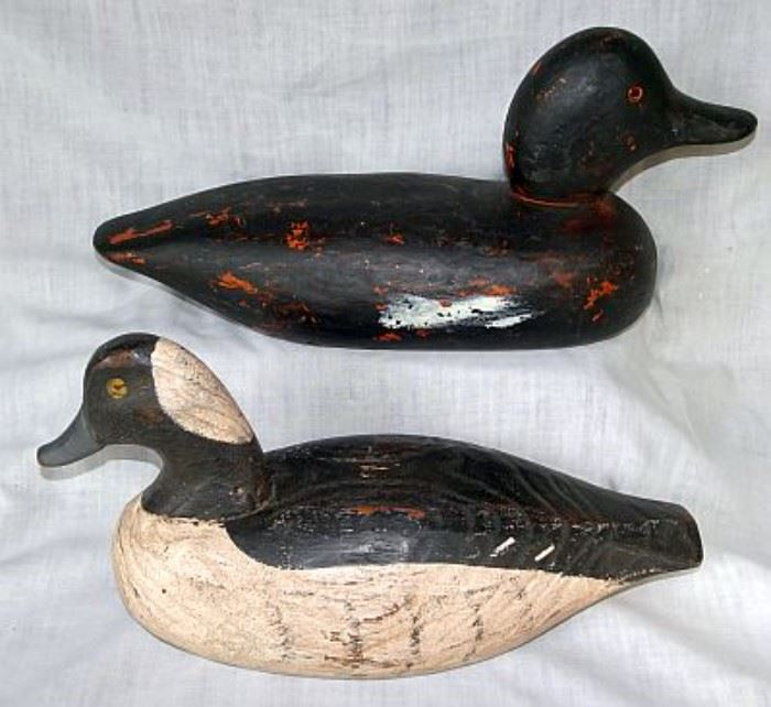 Collection of Duck Decoys