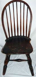 Period Windsor Bow Back Chair