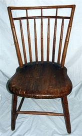 Period Bird Cage Windsor Chair