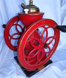Enterprise 2 Wheel Coffee Grinder