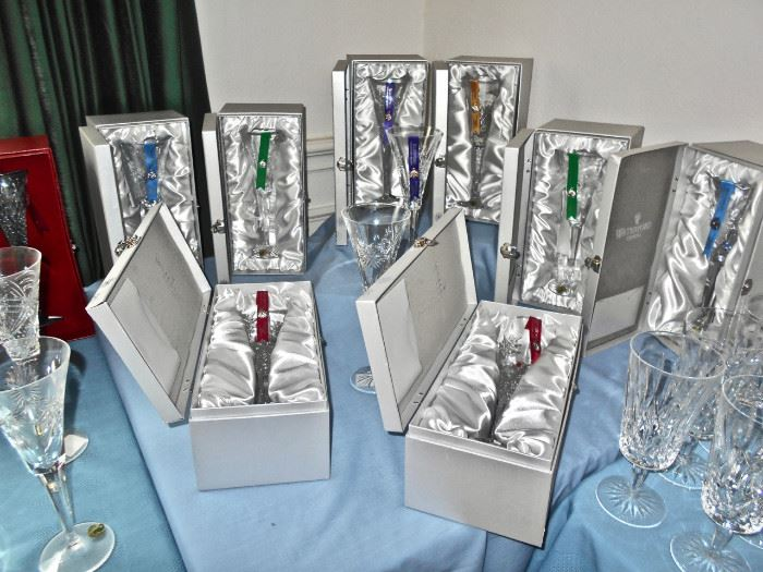 """Waterford """"Snowflake Wishes"""", 1st-4th Editions"""