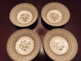 English Stoneware. Johnson Brothers.  Many pieces available