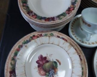 Every day stoneware sets and pieces