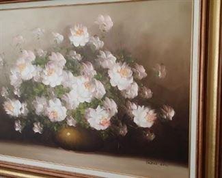 Original oil painting on canvas
