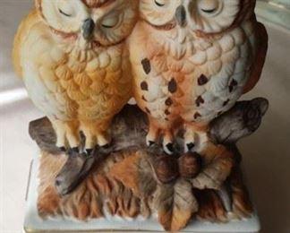 Towle bird music boxes