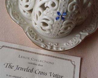 Lenox accessories, several different pieces