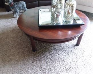 Willette furniture  set includes two end tables and coffee table
