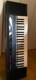 Yamaha Keyboard (As Is, Needs Power Cord)