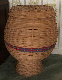 Portuguese Woven Basket