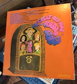 Eclectic LP Collection