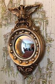 Turner Wall Accessory Convex Mirror