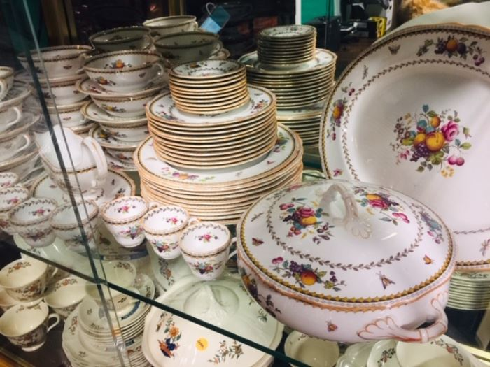 Spode Rockingham China