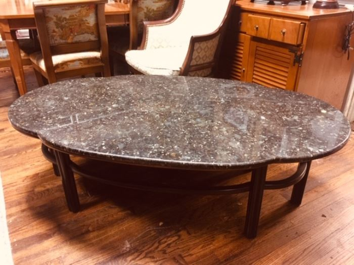 Granite Cocktail Table
