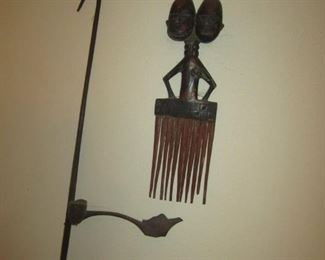 African art tools