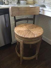 beachwood stool