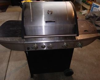 Sears Kenmore outdoor gas grill
