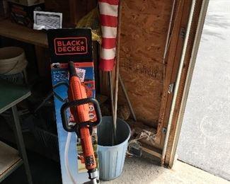Black & Decker electric Weedwhacker