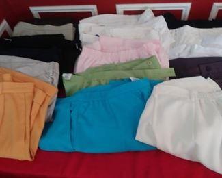 Assorted women's  slack's