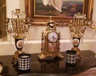 Clock sets