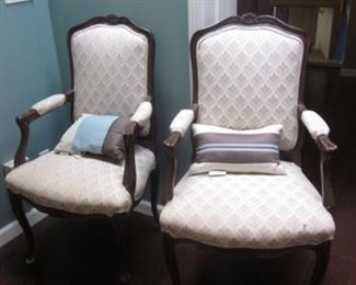 French Louis XV Armchairs