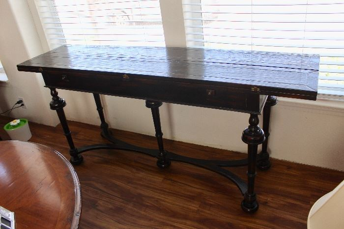 HENREDON CONSOLE TABLE