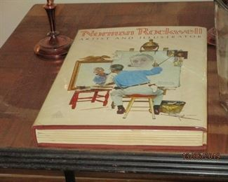 LARGE NORMAN ROCKWELL BOOK