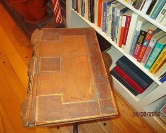 ANTIQUE LEDGER