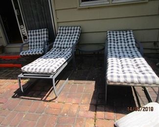 MORE PATIO FURNITURE