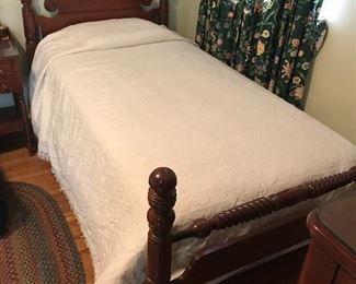 Willett  twin bed