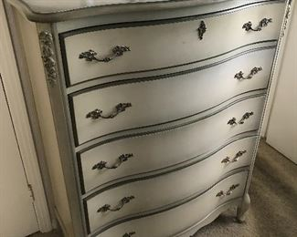 """Bassett French Provincial """"chester"""" drawers"""