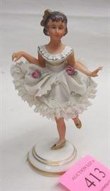 porcelain ballerina