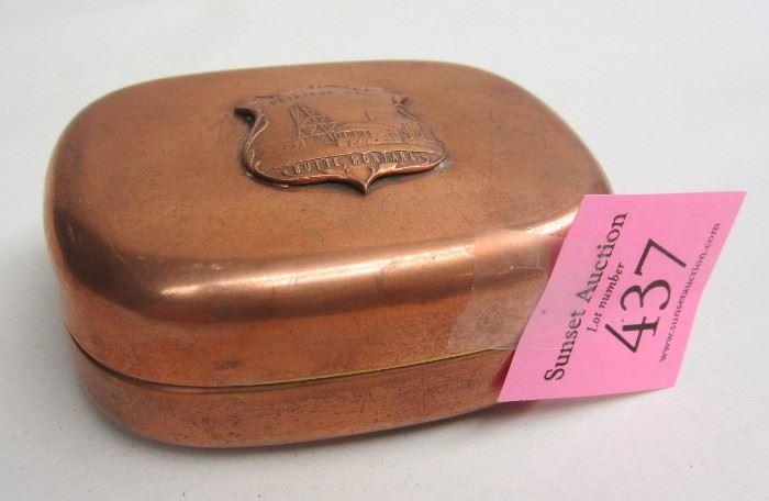 copper soap box