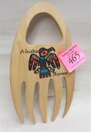 Alaska comb
